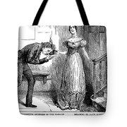 Dickens Martin Chuzzlewit Tote Bag