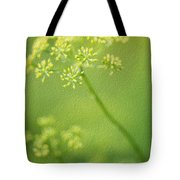 Dill Flower Tote Bag