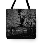 Entrance Gate Of Humayuns Tomb In Delhi  Tote Bag