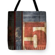 5 For The Books Tote Bag