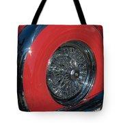 Ford Thunderbird Tote Bag