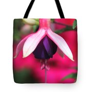 Fuchsia Named Lambada Tote Bag