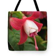 Fuchsia Named Liebelei Tote Bag