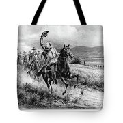 George Armstrong Custer (1839-1876) Tote Bag