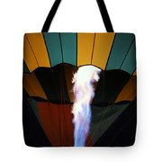 Glow At Night Tote Bag