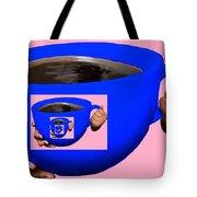 Good Morning Coffee Tote Bag