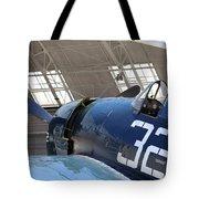 Grumman Hellcat Tote Bag