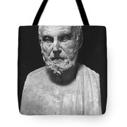 Hippocrates (c460-c377 B.c.) Tote Bag