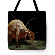 House Dust Mite Tote Bag