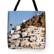 Ios Town Tote Bag