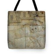 Iran Persepolis Tote Bag