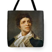 Jean-paul Marat (1743-1793) Tote Bag