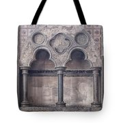 Knights Templar Temple In London Tote Bag