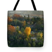 The Alhambra Palace Tote Bag