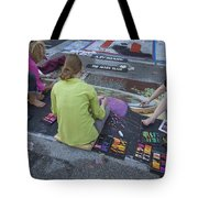 Lake Worth Street Painting Festival Tote Bag