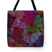 Magic Marbles Marvellous Colorful Pattern Spiral Sparkle Wonderland Kidsroom School Nursary Daycare  Tote Bag