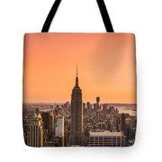 Manhattan - New York City - Usa Tote Bag