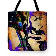 Miranda Lambert Collection Tote Bag