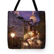 Montmartre Twilight Tote Bag