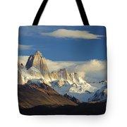 Mount Fitzroy, Argentina Tote Bag