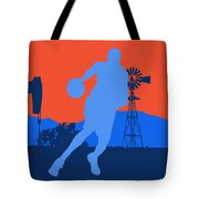 Oklahoma City Thunder Tote Bag
