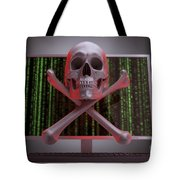 Online Security Tote Bag