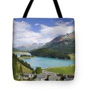 Panoramic View Tote Bag