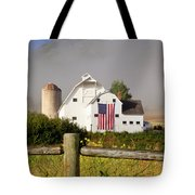 Park City Barn Tote Bag