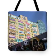5 Pointz Graffiti Art 2 Tote Bag