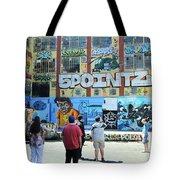 5 Pointz Graffiti Art 3 Tote Bag