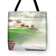 Port Huron Sarnia International Offshore Powerboat Race Tote Bag