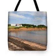 Prince Edward Island Coastline Tote Bag