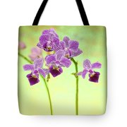 Purple Orchid-8 Tote Bag