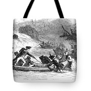 Quebec Expedition, 1775 Tote Bag