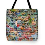 Rabba Bar Rav Hanan Tote Bag