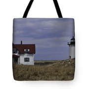 Race Point Light 16 Tote Bag