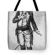 Richard Montgomery Tote Bag