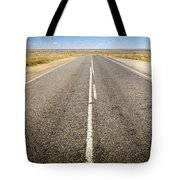 Road Ahead Tote Bag