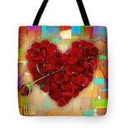 Roses Collection Tote Bag