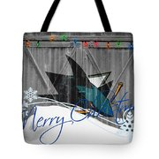 San Jose Sharks Tote Bag