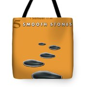 5 Smooth Stones Tote Bag