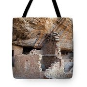 Spruce Tree House Mesa Verde National Park Tote Bag