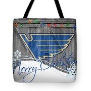 St Louis Blues Tote Bag