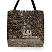 5 Star Barn Monochrome Tote Bag