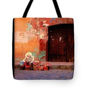 Streets Of Oaxaca Tote Bag