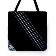 5 Strings Of Light Tote Bag