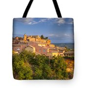 Sunrise Over Roussillon Tote Bag