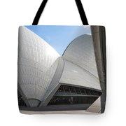 Sydney Opera House Detail In Australia  Tote Bag