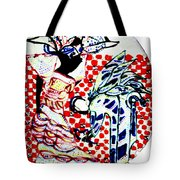 The Annunciation Tote Bag by Gloria Ssali
