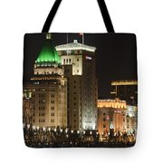 The Bund, Shanghai Tote Bag